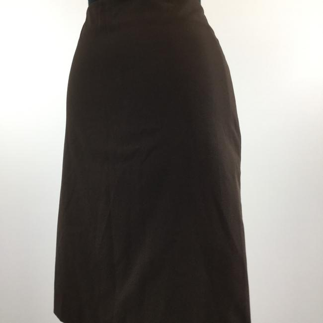 Talbots Skirt Brown Image 1