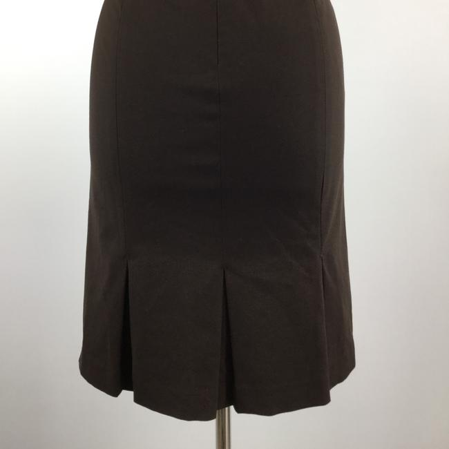 Talbots Skirt Brown Image 2
