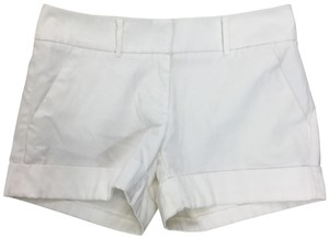 New York & Company Mini/Short Shorts white