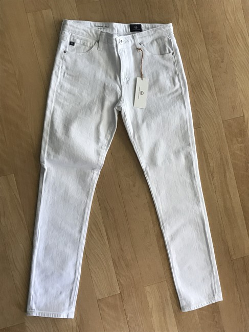 AG Adriano Goldschmied Prima Ankle Skinny Jeans-Light Wash Image 1