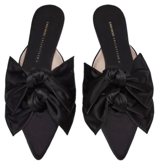 Zara Black Pumps Image 0