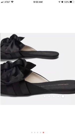 Zara Black Pumps Image 7