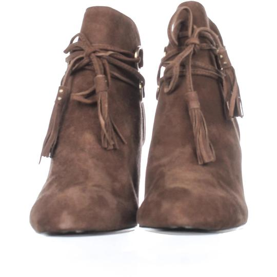 Taryn Rose Brown Boots Image 1