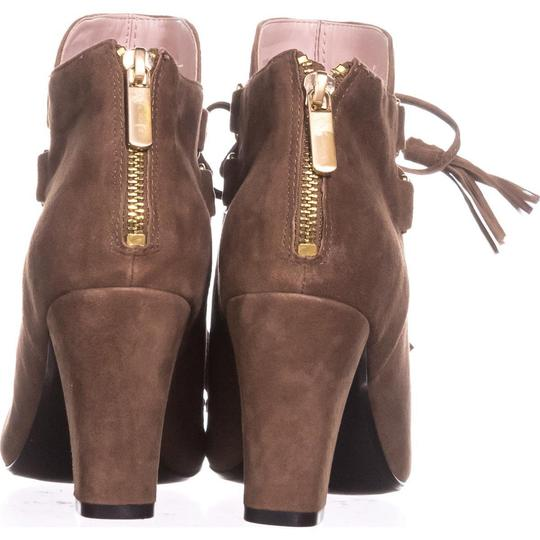 Taryn Rose Brown Boots Image 2
