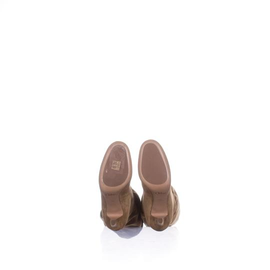 Chloe Brown Boots Image 2