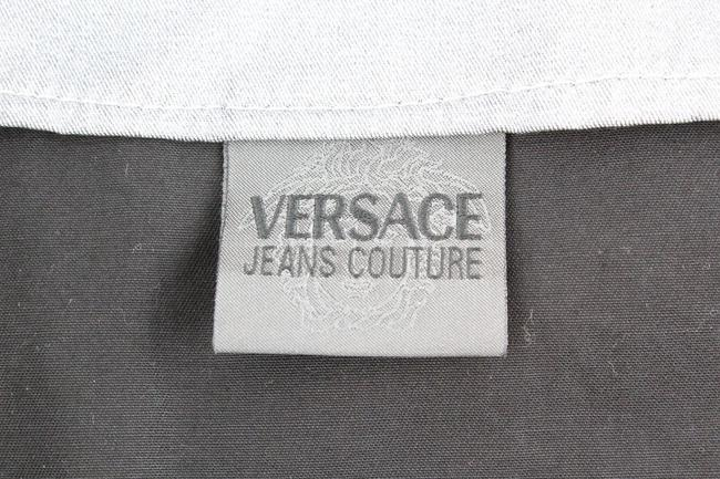 Versace Jeans Collection Mini Skirt Blue Image 2