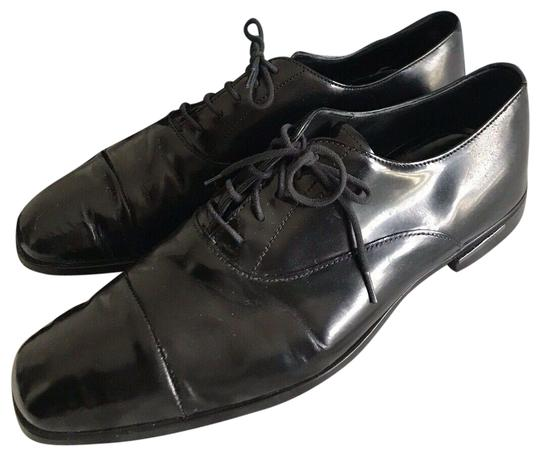 Preload https://img-static.tradesy.com/item/25030250/prada-black-unisex-leather-lace-up-oxfords-formal-shoes-size-us-8-regular-m-b-0-1-540-540.jpg