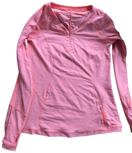 Item - Pink/Peach Activewear Top Size 8 (M)