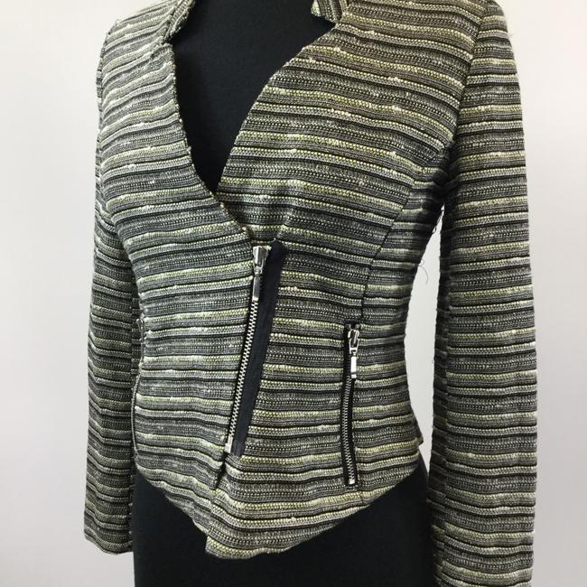 Mossimo Supply Co. Gray Blazer Image 1