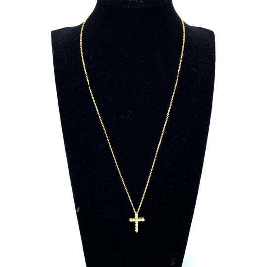 Other diamond cross necklace Image 2