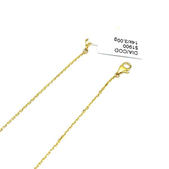 Other diamond cross necklace Image 3