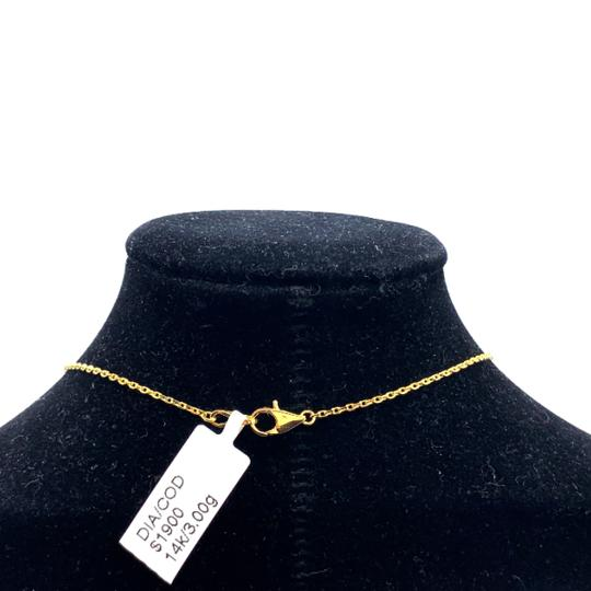 Other diamond cross necklace Image 4