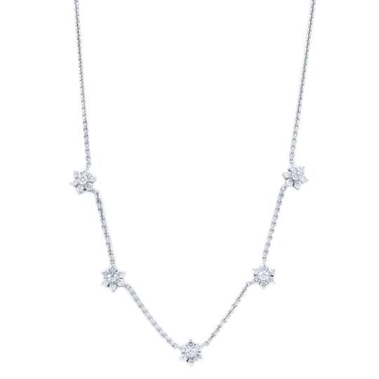 Preload https://img-static.tradesy.com/item/25030485/gavriel-s-jewelry-round-brilliant-cut-diamond-floral-station-chain-175cts-white-gold-necklace-0-0-540-540.jpg