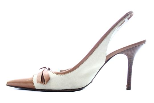 Preload https://img-static.tradesy.com/item/25031316/dolce-and-gabbana-tan-suede-leather-slingback-mulesslides-size-us-65-narrow-aa-n-0-0-540-540.jpg