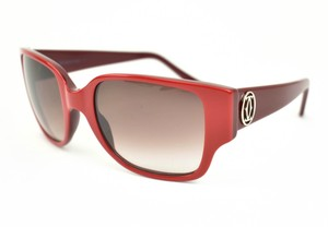 9cbe7cd22506 Red Cartier Sunglasses - Up to 70% off at Tradesy