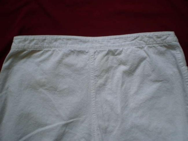 Other Capris white