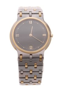 Baume & Mercier Baume & Mercier Two-Tone Watch - Steel/Gold