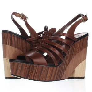 e150b847577 Brown Vince Camuto Platforms - Up to 90% off at Tradesy