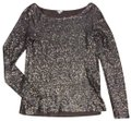 J.Crew Sequined Bronze Top J.Crew Sequined Bronze Top Image 1