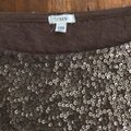 J.Crew Sequined Bronze Top J.Crew Sequined Bronze Top Image 4