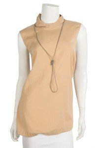 Brunello Cucinelli Top tan