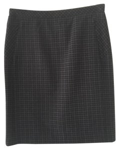 Etcetera Skirt Black with pattern