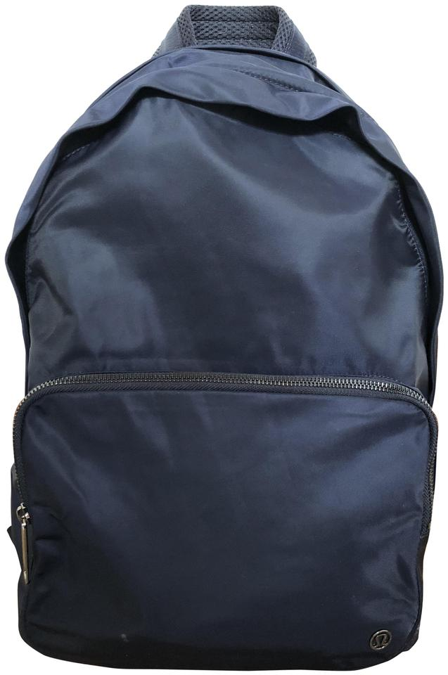 81dddcc381 Lululemon Everywhere Mesh 17l Midnight Navy Nylon Backpack - Tradesy