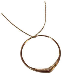 59f7c82fa4f9 Michael Kors MICHAEL KORS Women s Rose Gold Tone Stainless Steel Adjustable  Necklace