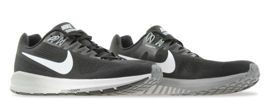 uk availability bddc5 e2635 Nike Black Zoom Structure 21 Running Sneakers Size US 12 Regular (M, B) 41%  off retail