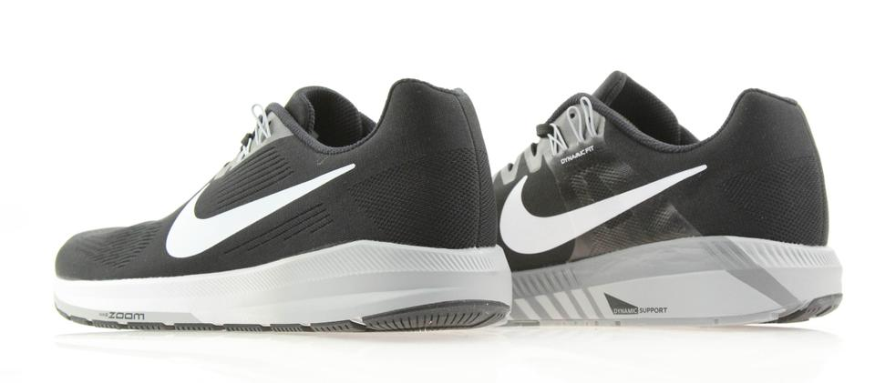 uk availability 27ec9 c8a26 Nike Black Zoom Structure 21 Running Sneakers Size US 12 Regular (M, B) 41%  off retail