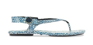Tory Burch Blue Sandals - item med img