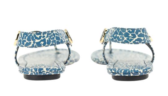 Tory Burch Blue Sandals Image 2