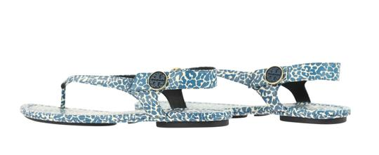 Tory Burch Blue Sandals Image 6