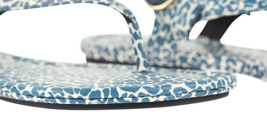 Tory Burch Blue Sandals Image 7
