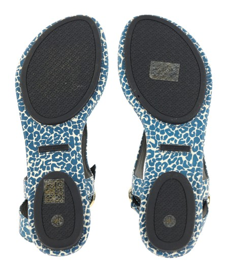 Tory Burch Blue Sandals Image 9