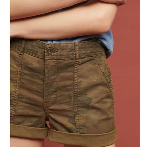 Anthropologie Mini/Short Shorts