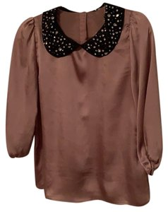 Sugarlips Top Taupe