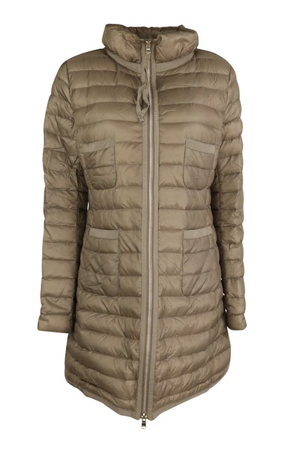Item - Brown Bogue Puffer Jacket Size 4 (S)