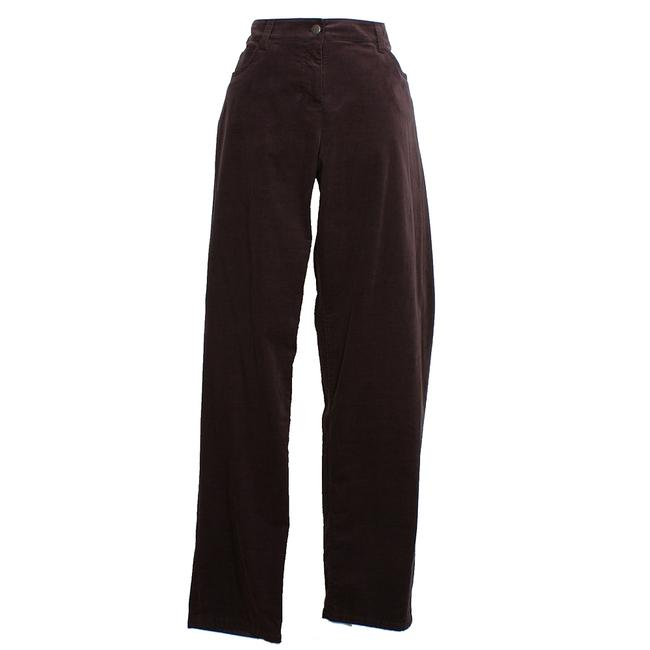 Eileen Fisher Skinny Pants Cassis Purple