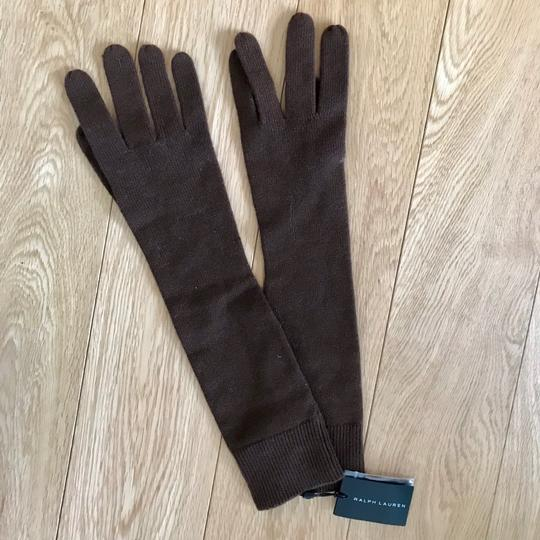 Preload https://img-static.tradesy.com/item/25036304/ralph-lauren-brown-long-cashmere-glove-0-0-540-540.jpg