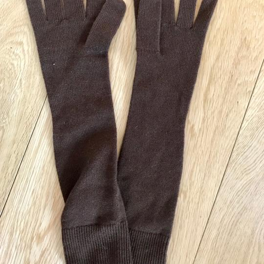 Ralph Lauren long cashmere glove