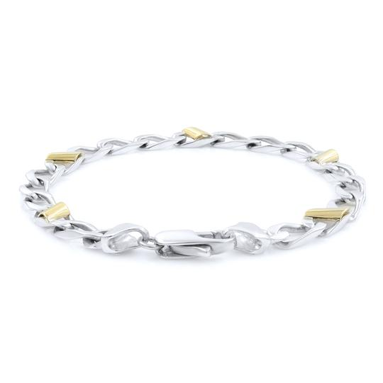 Tiffany & Co. Link Bracelet 7.5 Inches