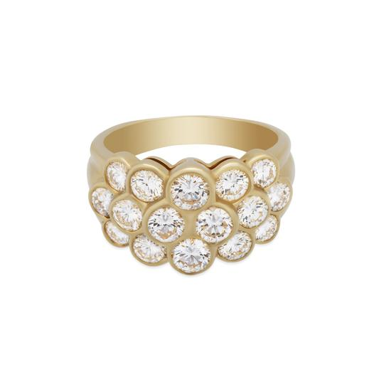 Preload https://img-static.tradesy.com/item/25036450/van-cleef-and-arpels-gold-18k-yellow-pave-diamond-size-7-ring-0-0-540-540.jpg