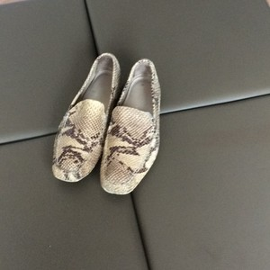 Cole Haan snake leather Flats