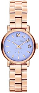Marc by Marc Jacobs Marc Jacobs Women's MBM3285 Baker Rose-Tone Stainless Steel Watch