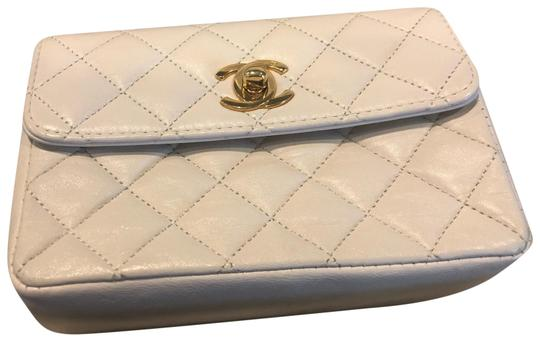 Preload https://item2.tradesy.com/images/chanel-quilted-whiteoff-white-lambskin-leather-shoulder-bag-25036661-0-1.jpg?width=440&height=440
