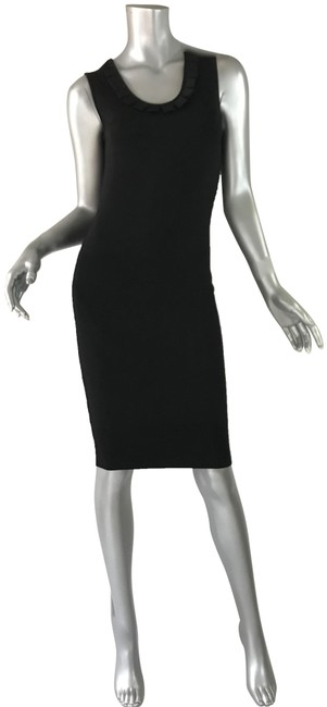 Item - Black New Mid-length Night Out Dress Size 6 (S)