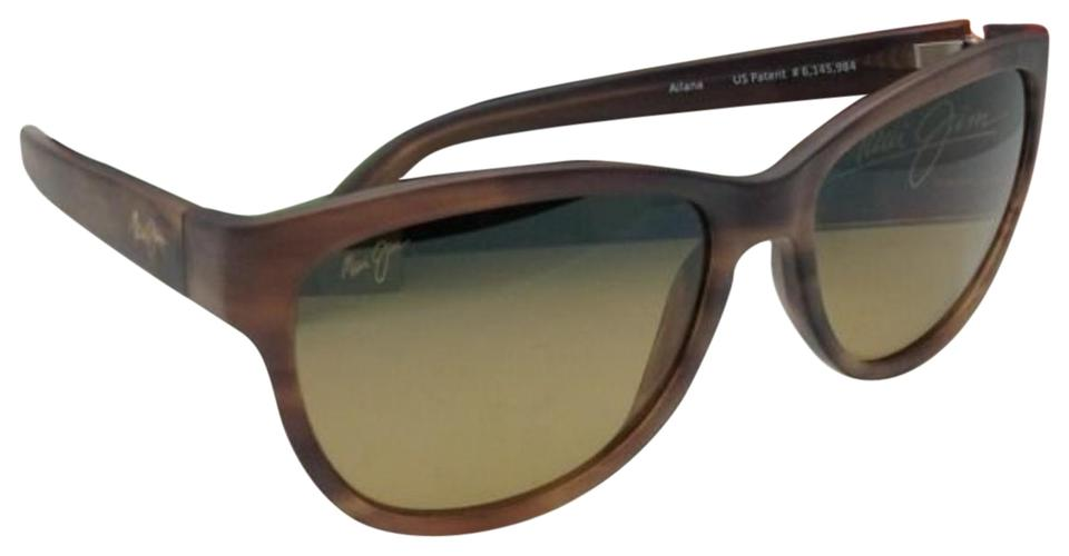 bad99ecc184 Maui Jim Polarized MAUI JIM Sunglasses AILANA MJ 273-01M Chocolate w/ HCL  Bronz ...