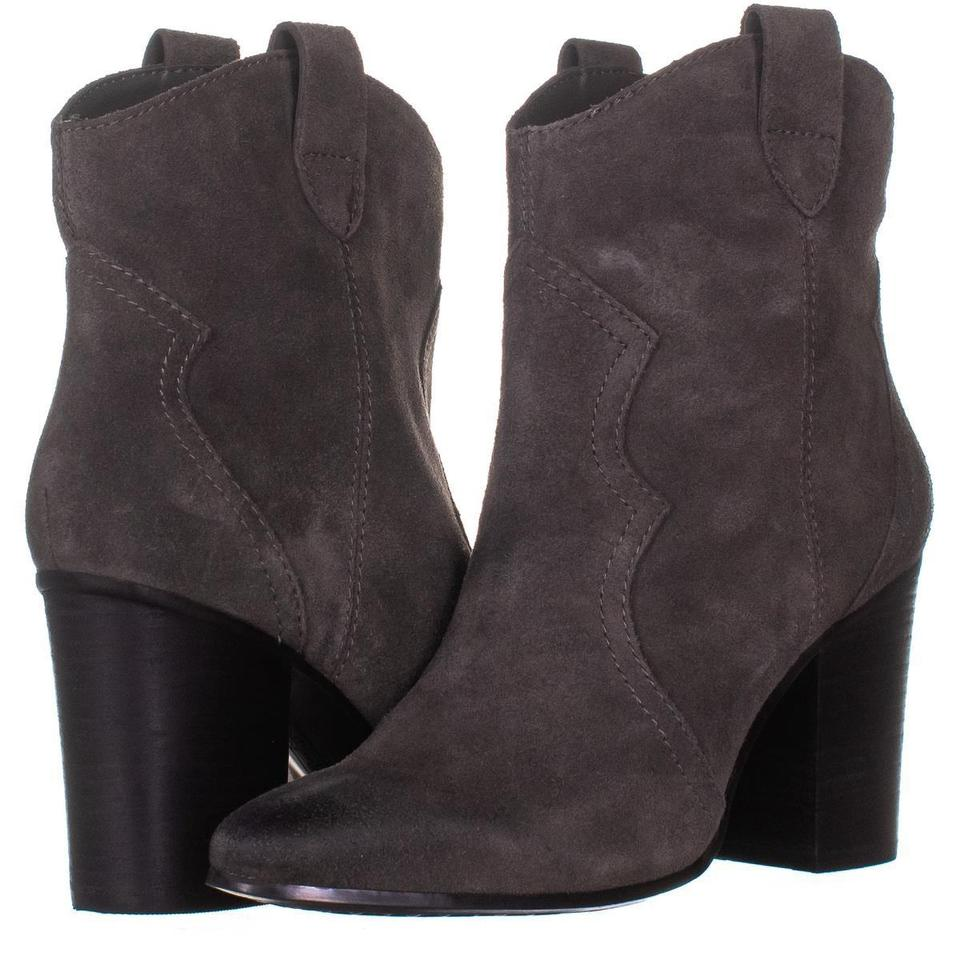 cef3abd5ab69 Aerosoles Grey Lincoln Square Western Ankle 691 Boots Booties. Size  US 8  Regular (M ...