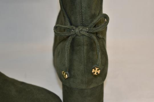 Tory Burch Green Boots Image 5